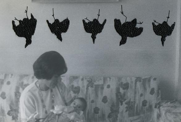 02-oiseaux pendus-53x80cm- carolle benitah