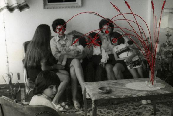08-le bouquet de fleurs- 53x80cm- carolle benitah