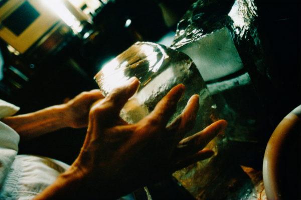 01_Eriko Koga_Asakusa Zenzai_Kitchen_2003_24×36mm