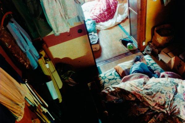 07_Eriko Koga_Asakusa Zenzai_Bedroom_2004_24×36mm