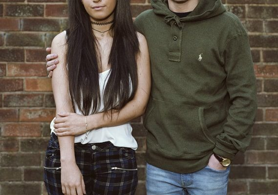09.Mason and Chelsea. 2013