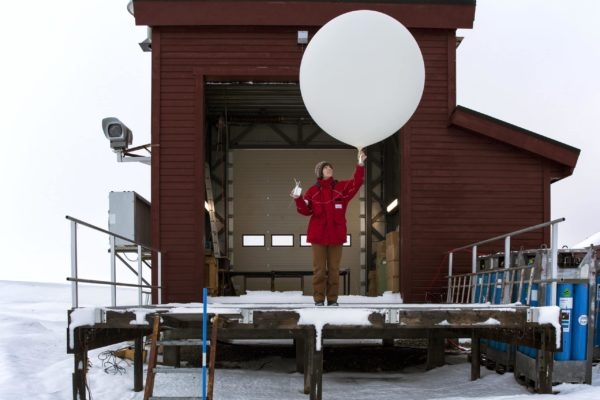 RESEARCH AT THE END OF THE WORLD